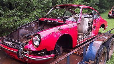 Porsche : 912 1966 porsche 912 base 1.6 l