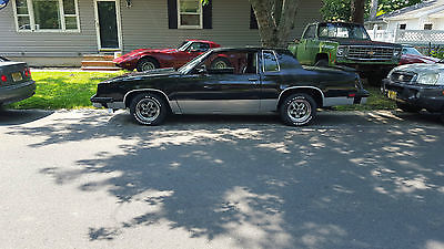 Oldsmobile : Cutlass hurst 1983 oldsmobile cutlass hurst