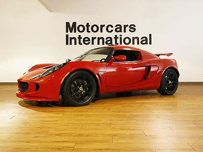 Lotus : Exige S Coupe 2-Door 2007 lotus exige s 1 owner with touring and track pack with only 1 371 miles