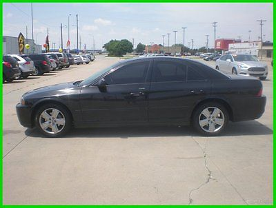 Lincoln : LS V8 Ultimate 2006 v 8 ultimate used 3.9 l v 8 32 v automatic rwd sedan premium
