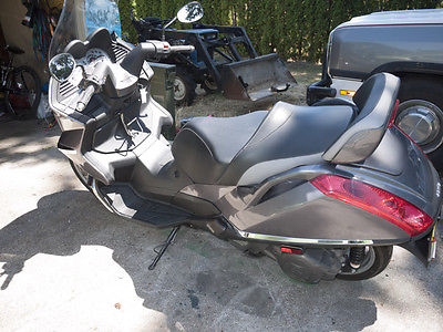 Aprilia : Atlantic 2004 aprilia atlantic 500 cc maxi scooter no issues rides great tires good extras