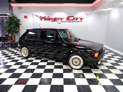 Volkswagen : Rabbit GTI 1984 volkswagen rabitt gti 1 owner 52 k bbs wheels more absolutely must see