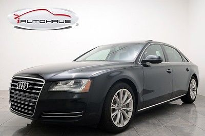 Audi : A8 Quattro Certified AWD LWB Heated Cooled Seats PDC Warr.