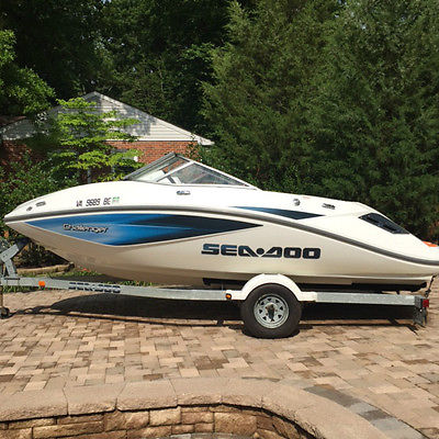 Sea Doo Challenger Boat Trailer Boats for sale