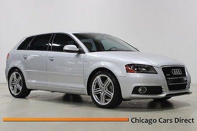 Audi : A3 2.0T Premium Plus 11 a 3 2.0 t quattro 4 x 4 navigation gps premium plus 18 sport convenience rare il