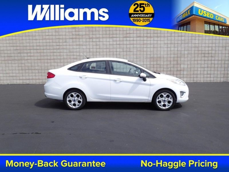 2011 Ford Fiesta Sel Sedan 4d Cars For Sale