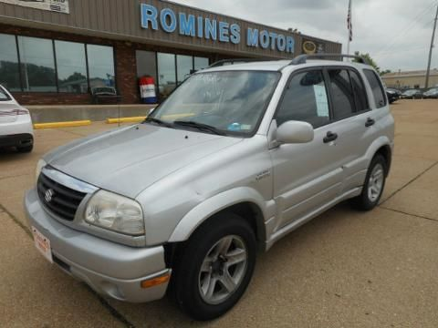 2003 SUZUKI GRAND VITARA 4 DOOR SUV