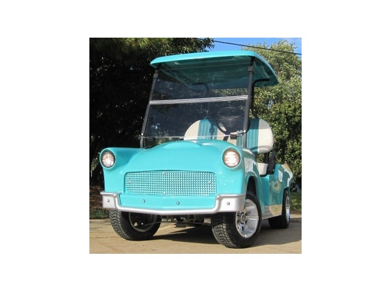 2011 Gsi '56 Old Car Custom Club Car Golf Cart