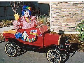 Schriner Model T Clown Go Kart Parade Car for Sale $2100