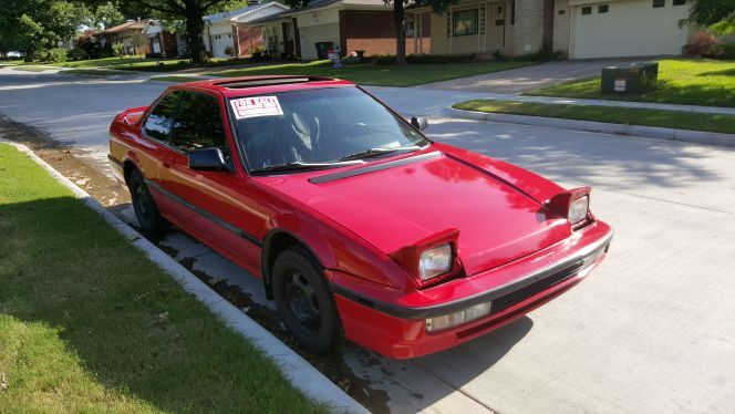 1990 Honda Prelude Cars for sale