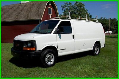 2004 gmc savana cargo van cars for sale rh smartmotorguide com 2004 GMC Savana Box Truck 2004 GMC Savana Cutaway