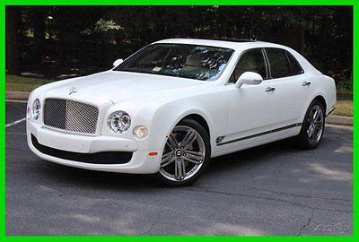 Bentley : Mulsanne LeMans Edition Rare LeMans Edition, Turbo 6.8L V8, Low Miles!