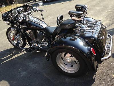Custom Built Motorcycles : Other 2006 honda 1300 vtx with motor trike kit