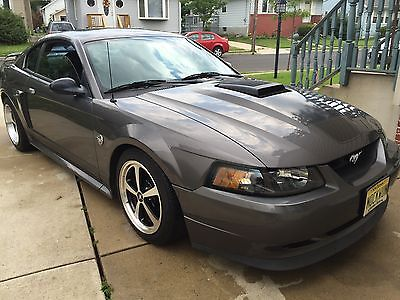 Ford : Mustang Mach I Coupe 2-Door 2004 mustang mach 1