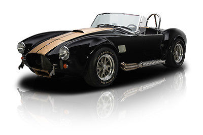 Shelby : Cobra Frame Off Built Venom Custom Fabrications Cobra 358 CI Roush V8 5 Speed