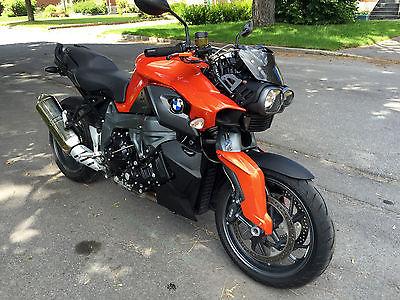 BMW : K-Series BMW K1300R K Series  K1300S K-1300 ORANGE NAKED MOTORCYCLE