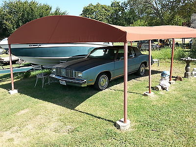 Oldsmobile : Cutlass Brougham 1979 oldsmobile cutlass supreme brougham 76 k orig mi non molested virgin g body