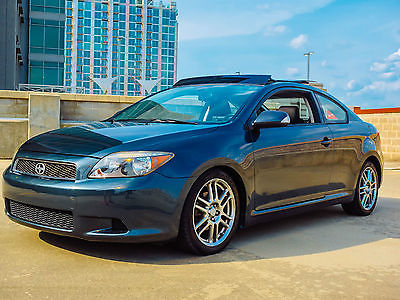 Scion : tC Base Coupe 2-Door 2007 scion tc 92 k low miles very clean well maintained