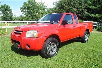 Nissan : Frontier XE King Cab V6 Automatic Desert Runner 2003 nissan frontier xe v 6 king cab desert runner nice warranty wow look