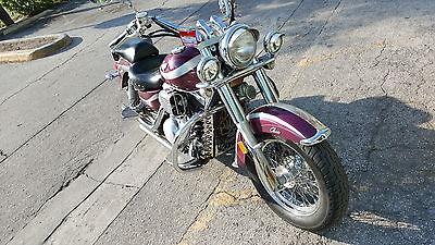 Kawasaki : Vulcan 2004 kawasaki vn 1500 e