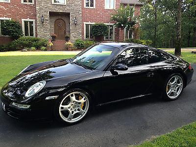 Porsche : 911 Carrera S Coupe 2-Door 2005 porsche 911 carrera s 997 101 690 msrp only 26 k miles pccb