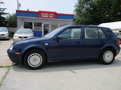 Volkswagen : Golf Base Hatchback 4-Door 2002 golf tdi diesel
