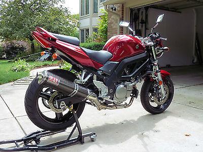 Suzuki : SV Suzuki SV650