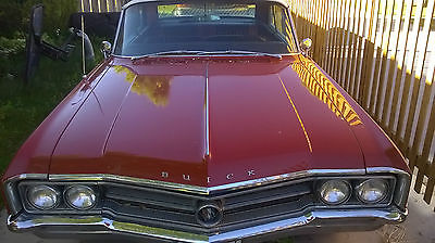 Buick : Other 445 1964 buick wildcat base 6.6 l