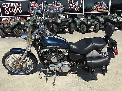 Harley-Davidson : Sportster 2004 04 harley davidson xl 1200 xl 1200 new tires runs great 5499 or best offer
