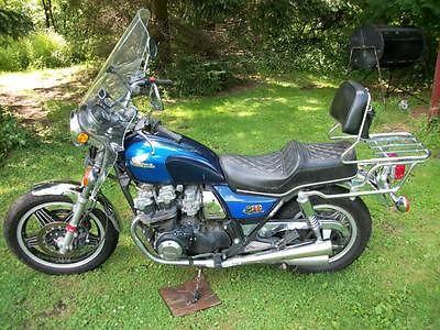 Honda : CB 1982 honda cb 750 custom motorcycle