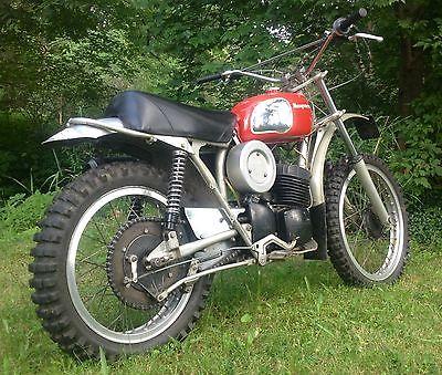 Husqvarna : 250wr Very nice, complete, original Husky...One owner