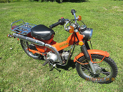 Honda : Other 1976 honda trail 90 low miles ct 90