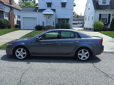 Acura : TL Base 2005 acura tl base sedan 4 door 3.2 l