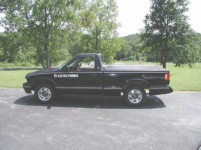 GMC : Sonoma S-10 S-10 style truck Electric Conversion
