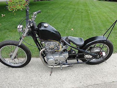 Yamaha Xs650 Chopper Motorcycles for sale