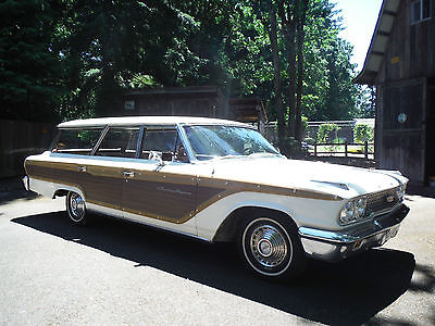 Ford : Other Country Squire 1963 ford country squire 9 person station wagon