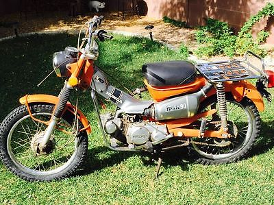1973 Honda Ct90 Motorcycles For Sale