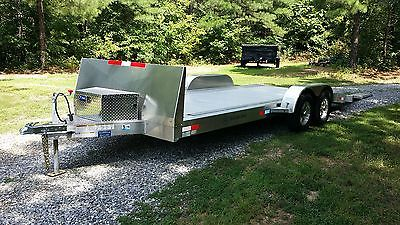 2013 Aluminum Trailer World car trailer