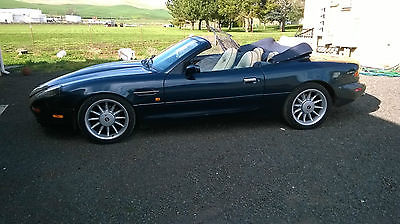 Aston Martin : DB7 volante Lovely DB7 looks and drives great.Stunning machine.