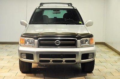 Nissan : Pathfinder SE 2002 nissan pathfinder fully loaded low miles 1 owner rare find