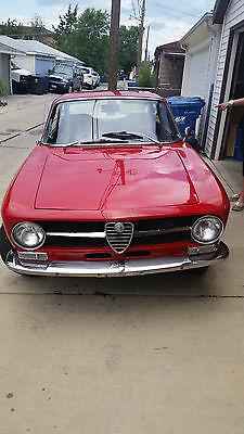 Alfa Romeo : GTV GT Junior 1972 alfa romeo gt junior with weber carburetor