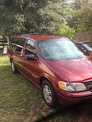 Chevrolet : Venture 2001 chevy venture warner brothers edition make offer