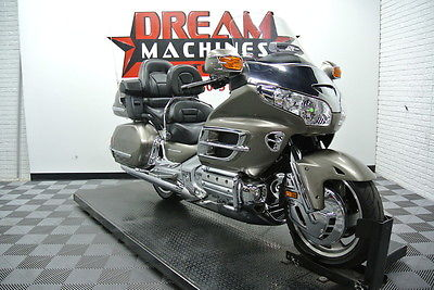 Honda : Gold Wing 2008 GL1800 Gold Wing *Extras, Financing, Shipping 2008 honda gold wing gl 1800 shipping financing extras
