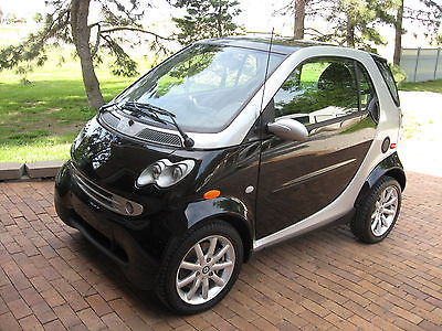 Other Makes : Fortwo Passion Coupe 2-Door 2006 smart fortwo passion coupe 2 door 0.7 l