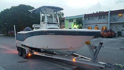 sea fox 2011 center console boat 22'6
