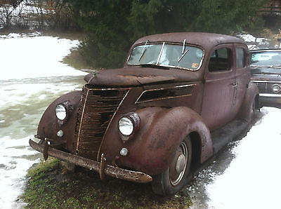 Ford : Other FORD  1937 SEDAN