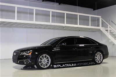 Audi : A8 4dr Sedan W12 2012 audi a 8 w 12 fully loaded meticulously maintained and in perfect shape