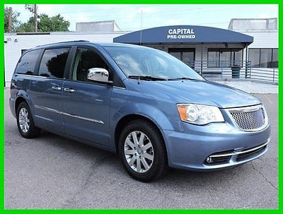 Chrysler : Town & Country Touring-L 2012 touring l used 3.6 l v 6 24 v automatic fwd minivan van