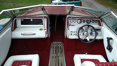 1987 SeaRay Seville 19' w/Trailer