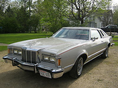 Mercury : Cougar XR7 1979 mercury cougar xr 7 hardtop 2 door 5.8 l